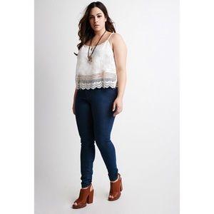 •CK Slim Fit Jeans•